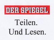 Der Spiegel - Abo Teilen Und