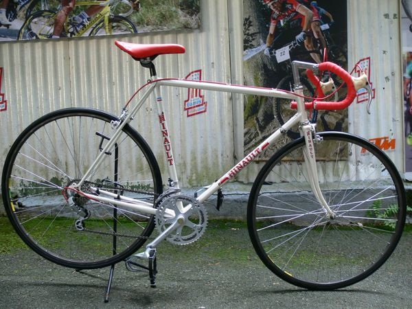 Straßenrennrad von BERNARD HINAULT 12
