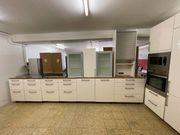 hochwertige Küchenzeile Einbauküche Hochglanz E-Geräte