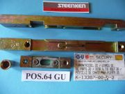GU-Türkantriegel Paar Secury 20 K-13387-00-0-3