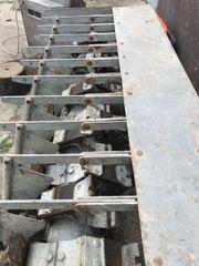 Enthaarungsmaschine BANSS für Schweine