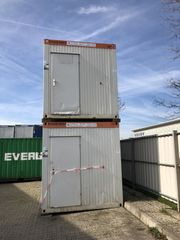 Container Bürocontainer Schlafcontainer Baucontainer co00007