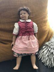 Puppe Swiss desingn Heidi
