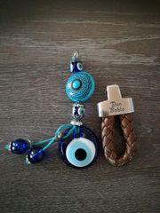 Schlüsselanhänger Beschützendes blaues Auge Don