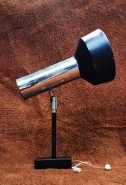 MidCentury Vintage Wandlampe Strahler Staff