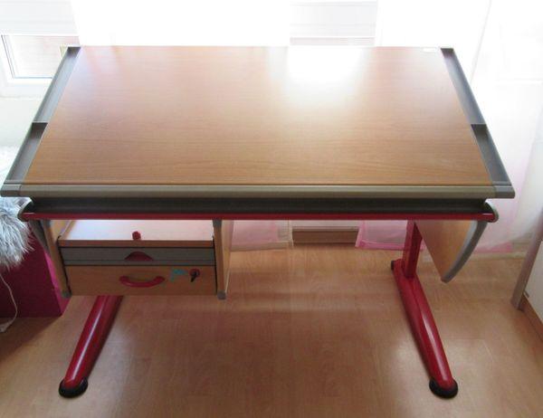 Moll Winner Kinderschreibtisch Jugendschreibtisch Schreibtisch Top