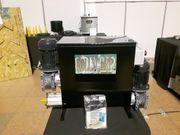 Rollycarp Schneckenextruder mit Extruder Mixer