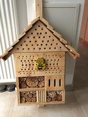 Insektenhotel Vogelhäuser Holzarbeiten