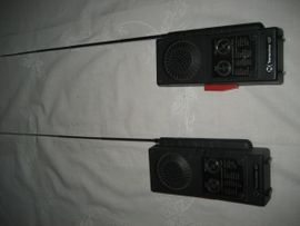 CB, Amateurfunk - Funk-Handsprechgeräte Funkgeräte Sprechgeräte Neckermann Transceiver