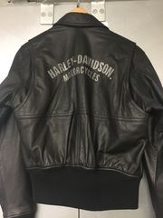 Harley Davidson Lederjacke Gr M