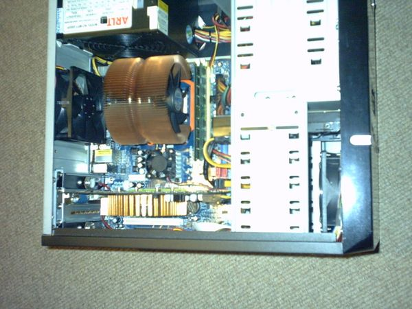 Windows 7- PC mit 4