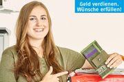 Minijob Nebenjob Aushilfsjob - Zeitung austragen