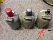 3 Propangas Flaschen