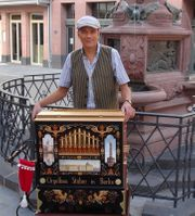 Ihr Drehorgelmann - Drehorgelmusik Drehorgel Musik