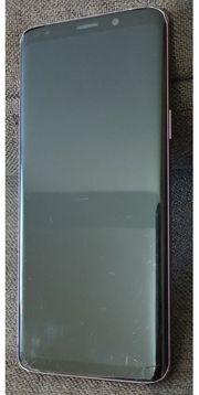 Samsung Galaxy S 9 lila