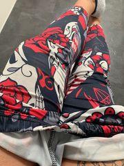 Leggings getragen