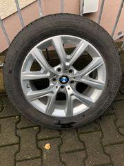 Leichtmetall Winterräder BMW X1 X2