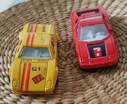 2 x Vintage Diecast Spielzeug