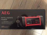 AEG Batterie Ladegerät