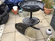 STEBA Barbecue Säulengrill elektrisch