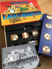 Das verrückte Labyrinth - GesellschaftsSpiel von