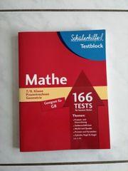 Mathe Übungsbuch 7 8 Klasse