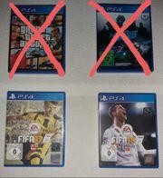 PS4 Games Neuwertig