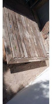 Sandkasten inkl Abdeckung