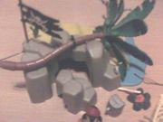 Playmobil - Kompaktset Pirateninsel - Playmobil - 4139 -