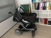 Teutonia Kinderwagen 3 in einem