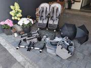 Kinderwagen Bugaboo Donkey Twin Zwillings-