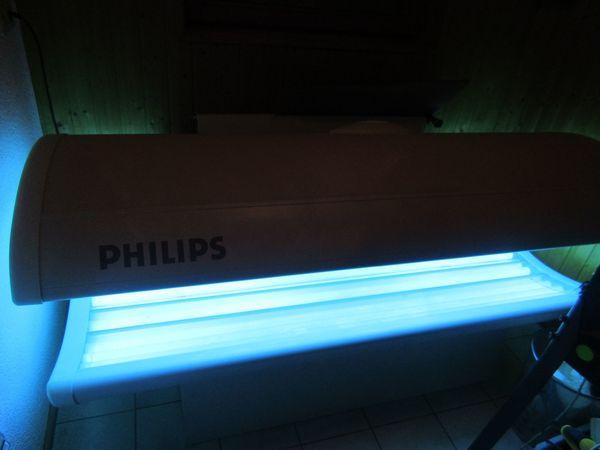 Verkaufe Solarium von Philips