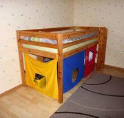 Kinderbett Hochbett