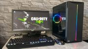 Gamer PC Set i 5