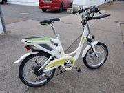 E-Bike Pegasus Tranzx DEFEKT