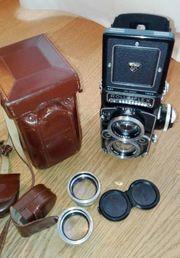 Rollei Rolleiflex 2 8 Franke