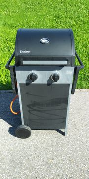 Gasgrill inkl Gasflasche