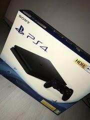 Playstation 4 neu