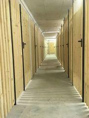 Vermiete Lager Abteil Box 9m²