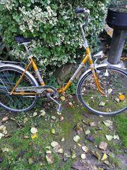 Fahrrad Klapprad für Bastler