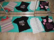 4x Sommer Tops Shirts T-Shirt