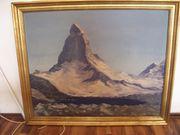 Alton Luis Gemälde Matterhorn