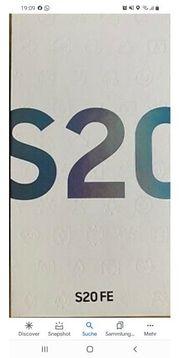 Samsung S20FE gebraucht