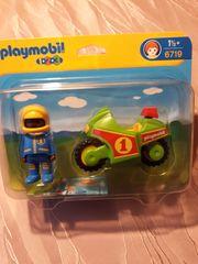 PLAYMOBIL 6719 Rennfahrer mit Roller