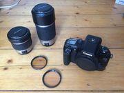 CANON EOS 33 analoge Spiegelreflexkamera