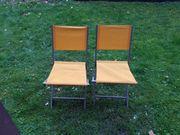 Klapp -Stühle