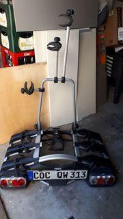 Fahrradhalter Heckträger Thule