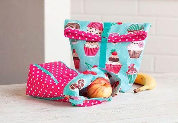 Lunch Bags für Kinder aus