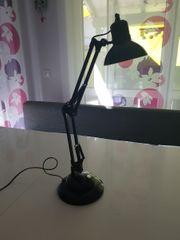 Schreibtischlampe im Retro Design