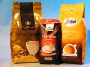 Premium Espresso Kaffee Konvolut